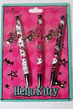 Hello Kitty Universal Studio Japan Limited Halloween Sanrio Ballpoint pen set