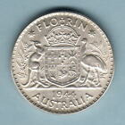 Australia. 1944-M Florin.. Full Lustre - aU/UNC..