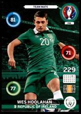 Panini Euro 2016 Adrenalyn XL Wes Hoolahan Republic of Ireland Team Mate No. 286
