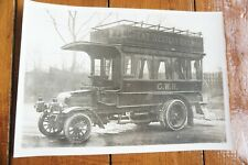 More details for gwr railway bus vehicle photo photograph slough station