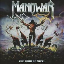 "CD ""MANOWAR"" (The Lord of Steel) WIE NEU / METALKULT / TOP / SELTEN"