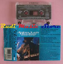 MC JOHN LEE HOOKER Boom boom 1992 itay POINT BLANK 7 86553 4 no cd lp dvd vhs