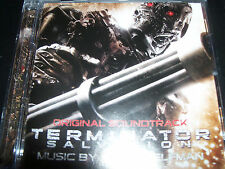 Terminator Salvation Original Soundtrack (Australia) CD By Danny Elfman
