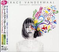 GRACE VANDERWAAL-PERFECTLY IMPERFECT-JAPAN CD BONUS TRACK Ltd/Ed C94