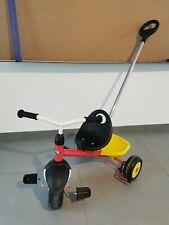 Kettler Dreirad mit Stange fast unbenutzt Kinderfahrzeug TOP