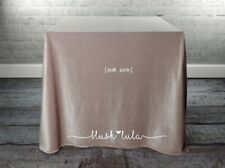 Gorgeous Velet Tablecloth! Perfect Accent For Wedding Or Other Event