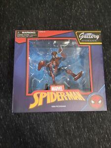 marvel spiderman statue