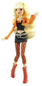 Winx Club Concert Doll Stella 11 inch Fashion Fairy Barbie Figure Toy Play New