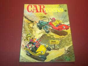 CARTOONS/CAR TOONS magazine 1970 APRIL - Petersen Publishing racing hot rods