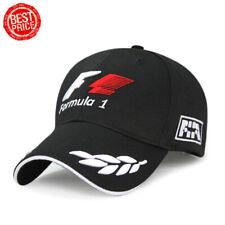 New Racing Baseball Cap F1 Style Motorsport Race Snapback Sports Sun Hats