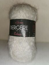 NEW Bergere De France Toison 4 x 25g Yarn- Neige
