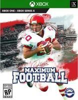 Doug Flutie's Maximum Football 2020 (Xbox One) (xb1max351685)