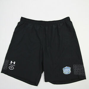 Under Armour HeatGear Athletic Shorts Men's Black New with Tags