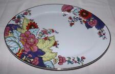 "Imperial Leaf China TOBACCO LEAF 14 1/8"" Oval PLATTER"