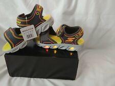 Boys Skechers light up hypno splash sandal nib w/o lid msrp $34.99 size 3