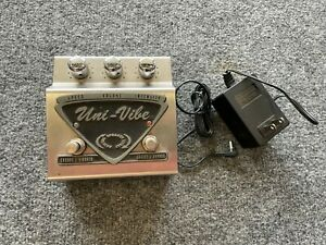 Dunlop Univibe Vibrato Guitar Effect Pedal