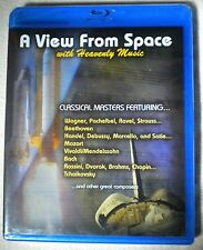 A View From Space With Heavenly Music (Blu-ray Disc, 2006) Classical shuttle New