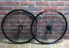 Shimano Hub Mountain Bike Wheels Quando Bearings 26 inch Front & Rear DP20 Rims