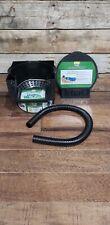 Black In Pond Skimmer Heavy Duty Clog Free Pump Pre Filter Debris Water Garden
