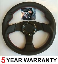 SNAP OFF STEERING WHEEL AND BOSS KIT FITS FORD FIESTA MK6 MK7 ALL FORD FOCUS