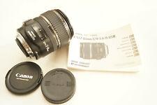 Canon Lens EF-S 17-85mm IS USM Objektiv für Canon DSLR