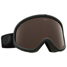 Electric Visual Charger XL Matte Black Snowboarding Goggles (Brose)