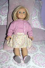 """American Girl 18"""" doll Kit Kittredge short blonde hair blue eyes- Excell Cond."""