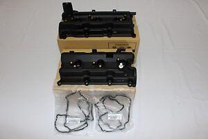 Nissan 350Z Infiniti G35 M35 FX35 2003-2008 VQ35DE V6 3.5L OEM Valve Covers Set