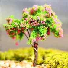 New listing Miniature Dollhouse Garden Craft Fairy Bonsai Plant Decor ~ Babysbreath~