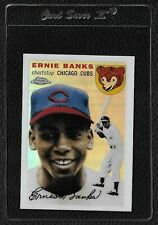 Ernie Banks Rookie Baseball Cards For Sale Ebay