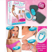 Smooth Away Vibe Vibrating Hair Removal No Pain & Chemicals As Seen on TV NIB
