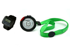 SINGCALL Wireless Calling Systems Nurse Parger, 1 Watch with a Necklace Pager