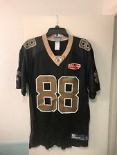 Vintage Jeremy Shockey New Orleans Saints Reebok Super Bowl XLIV Jersey.  Size M 4120a2999