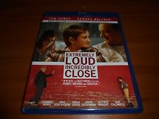 Extremely Loud  And Incredibly Close (Blu-ray Disc, 2012) Tom Hanks Used 911