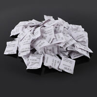 Silica Gel 1g 100 Packet Non-Toxic Dehumidifier Bags Moisture Absorber Desiccant