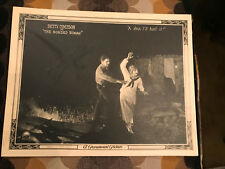 The Bonded Woman 1922 Paramount silent lobby card Betty Compson John Bowers