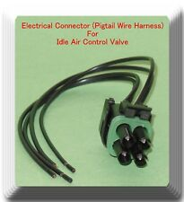 Electrical Connector of Idle Air Control Valve AC1 Fits: GM Land Rover Isuzu &