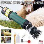 Electric Sheep Goat Clipper Groomer Shears Shearing Animal Machine 1300W US