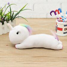 Cute Unicorn Pencil Pen Case, School Supplies Cosmetic Makeup Bag Zipper