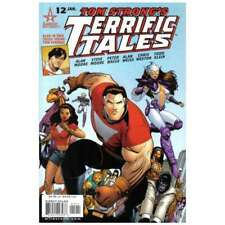 Tom Strong's Terrific Tales #12 in NM minus cond. America's Best comics [*jt]