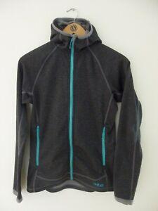 womens Rab jacket fleece size UK 12 VGC RRP £70