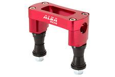 "TRX 450R 400EX  Anti Vibe 1 1/8"" Handlebar Clamp  Billet Aluminum  Alba  R"
