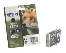 CARTUCCIA ORIGINALE EPSON T1281 NERO
