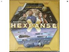 Hexpanse Admiral Board-game. Still Sealed. Brand New.