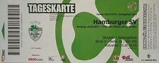 TICKET Relegation 2013/14 SpVgg Greuther Fürth - Hamburger SV