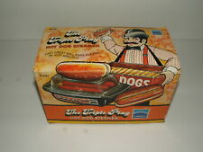 VINTAGE MIRRO TRIPLE PLAY HOT DOG STEAMER M-0381 BALL PARK DOGS ALUMINUM COMPANY