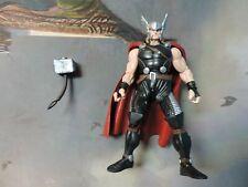 Marvel Legends 2012 Thor Figure with Mjolnir Hasbro