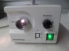 Olympus CLK-4 Halogen Light Source W/ Air Supply