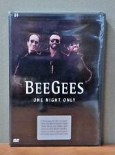The Bee Gees  One Night Only   DVD   BRAND NEW