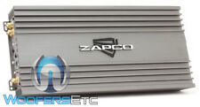 ZAPCO Z-150.4 II 4-CHANNEL 4x275W RMS COMPONENT SPEAKERS CLASS AB AMPLIFIER NEW